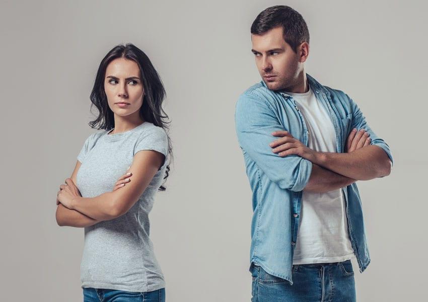 Διαζύγια κατ' αντιδικία - ασφαλιστικά μέτρα